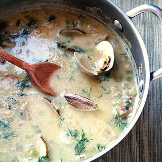 Healthy Clam Chowder Recipe