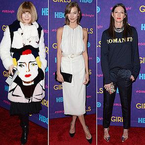 Karlie Kloss At Girls Season Three Premiere