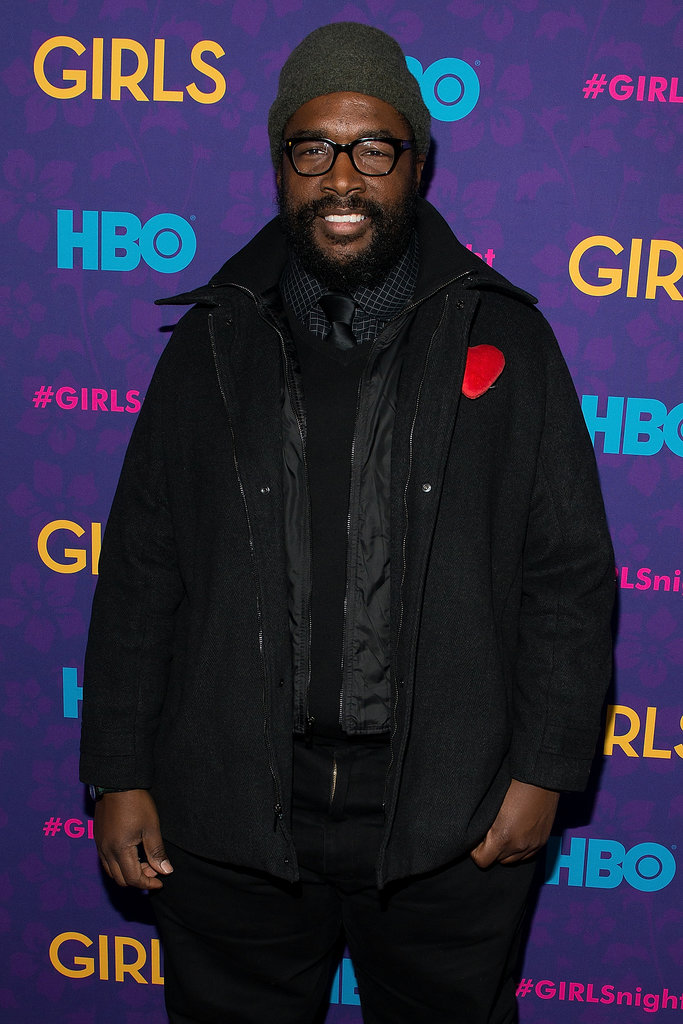 Questlove looked dapper at the premiere.