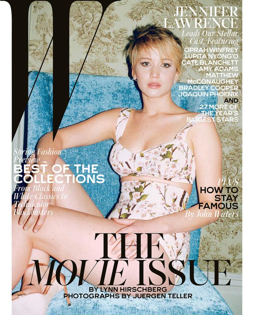 W Magazine February 2014