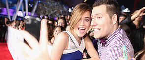 Fan Selfies Are the Real Star of the People's Choice Awards
