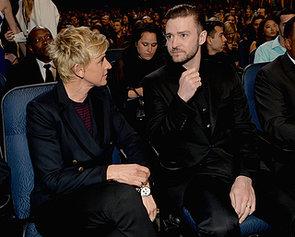 Ellen-Justin-shared-moment-audience