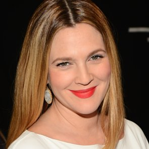 Drew Barrymore Hair at People's Choice Awards 2014