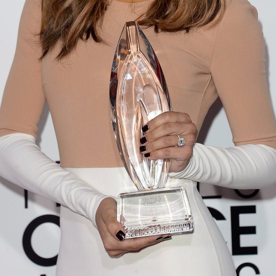 Best Celebrity Manicures at the 2014 People's Choice Awards