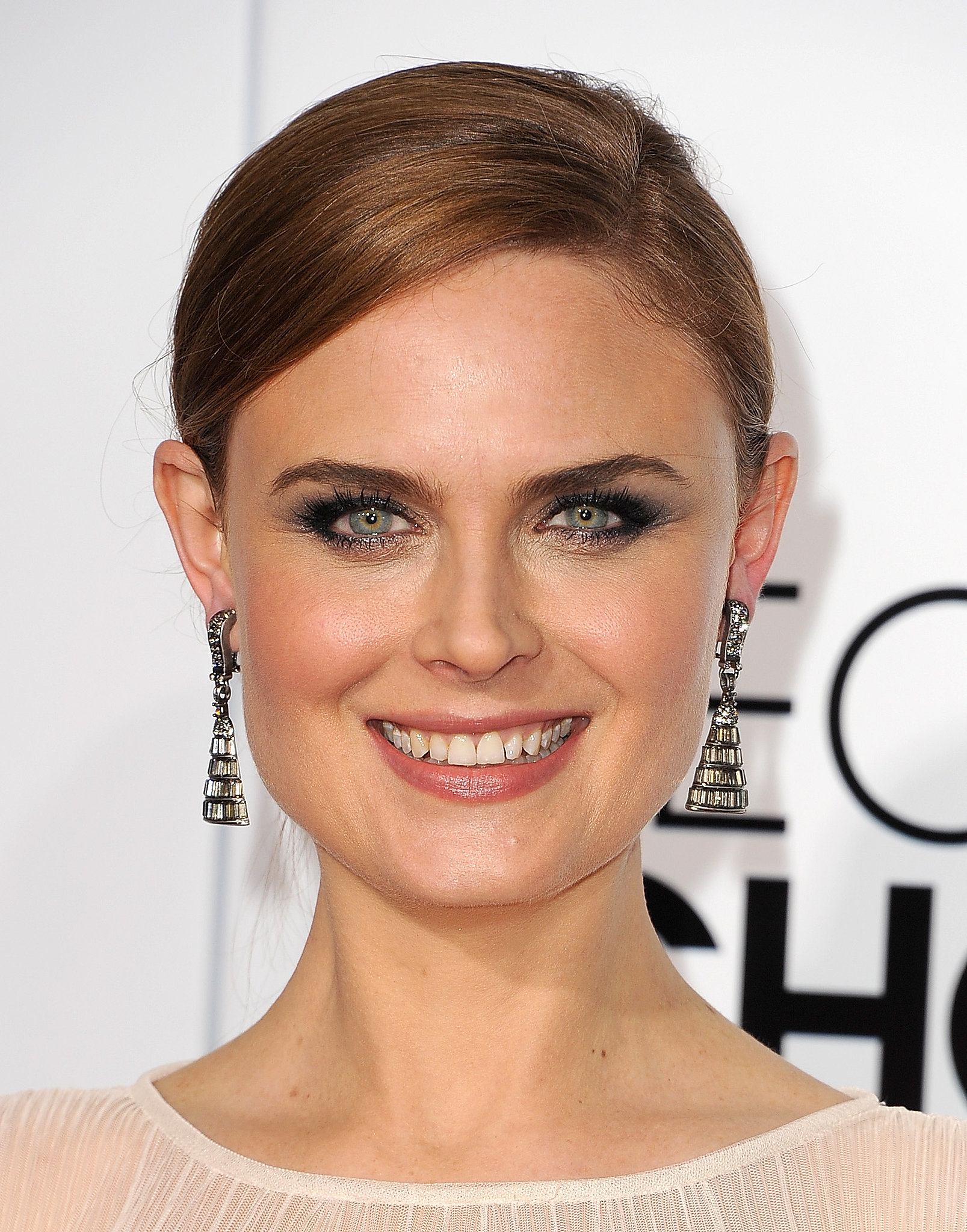 Emily Deschanel degree
