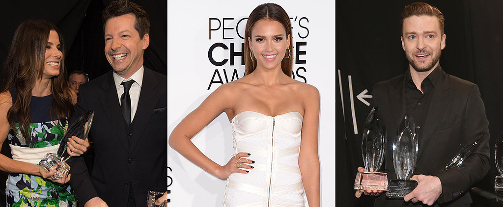 That's a Wrap — All the People's Choice Awards Fun!