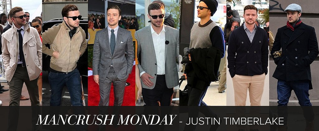 Justin Timberlake Is Our Man Crush Monday!