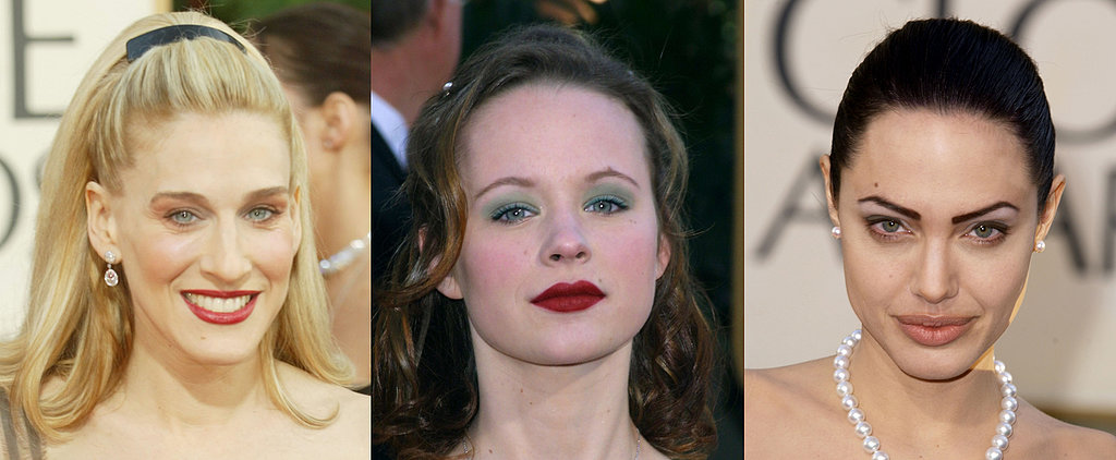 41 Golden Globes Hair and Makeup Looks That Weren't So Pretty