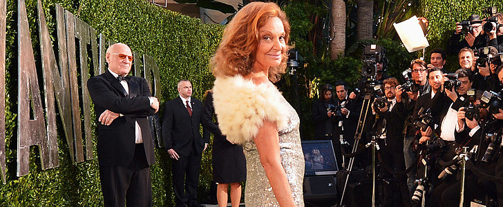 DVF Will Share Her Spotlight With a Horse