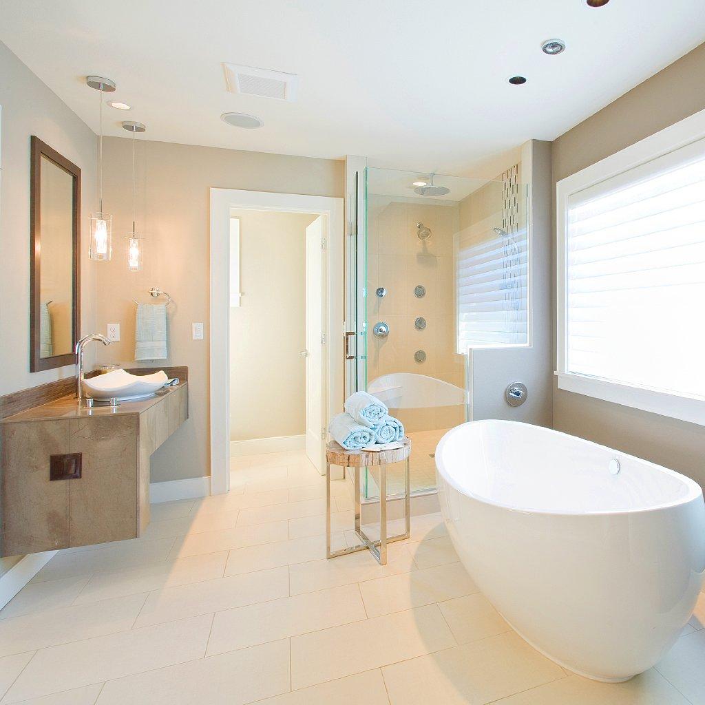 How to organize the bathroom popsugar smart living for Smart bathroom design