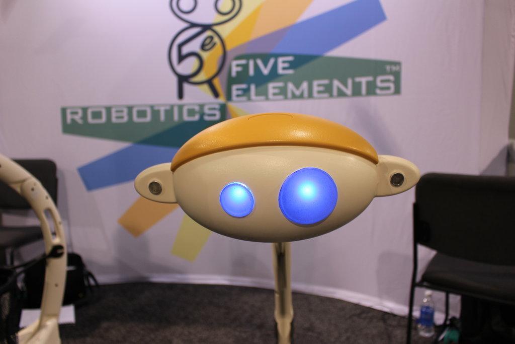 """<a href=""""http:/... Five Elements Robotics"""