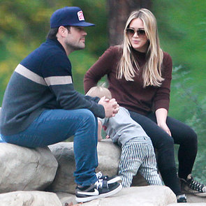 Hilary Duff and Mike Comrie Together Before Split
