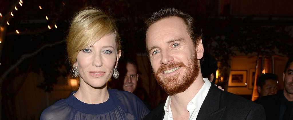 """Cate Blanchett on Her New Win: """"All I Had to Do Was Show Up!"""""""