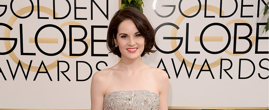 Michelle Dockery Does Classic Beauty. Is That a Good Thing?
