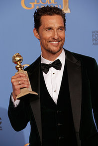 Matthew-McConaughey-showed-off-those-pearly-whites