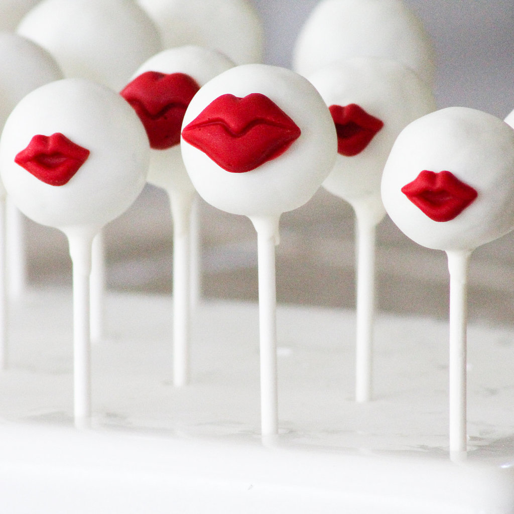 Kiss Me Cake Pops | 20 Valentine's Day Cake Pops For Your Little ...