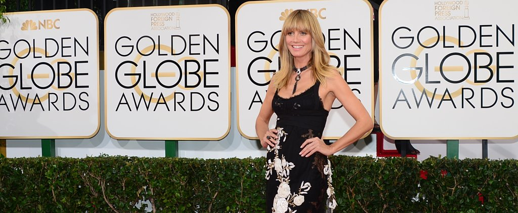 The Stylish Stars of the Golden Globes