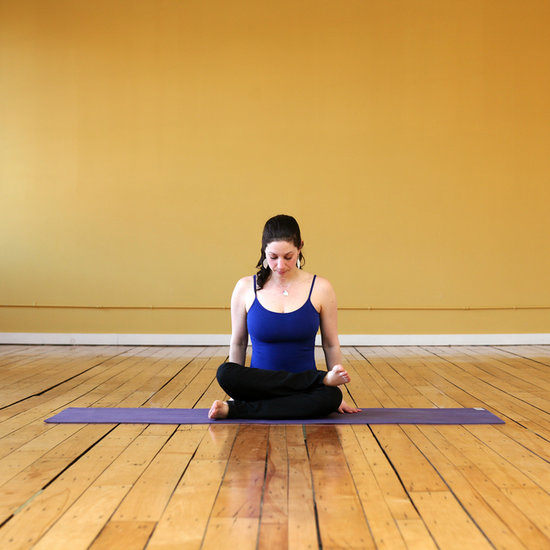Strike a Yoga Pose: Double Pigeon