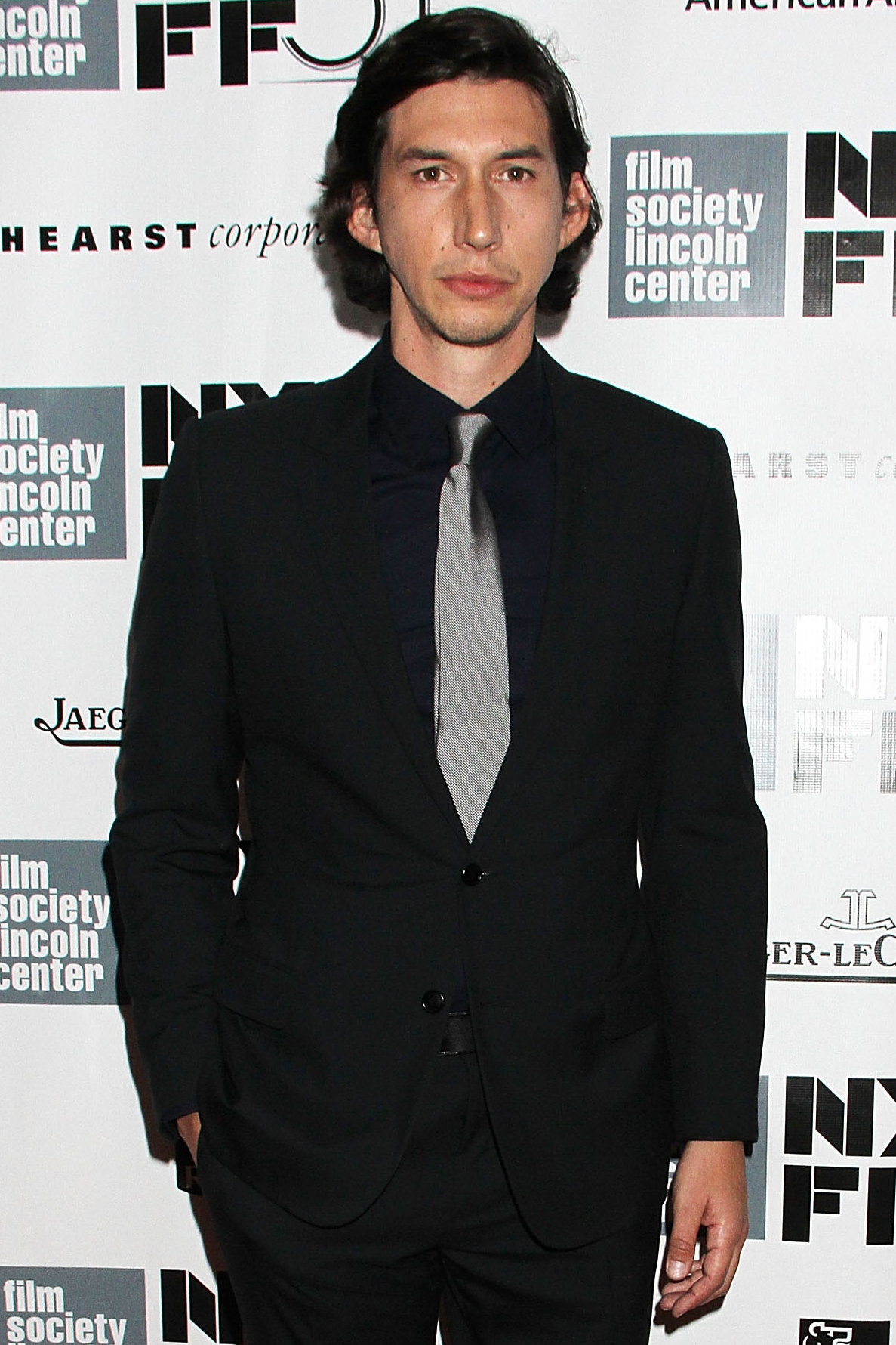 Girls star Adam Driver has been eyed for a role.