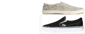 Shop 15 Céline-Inspired Slip-On Sneakers