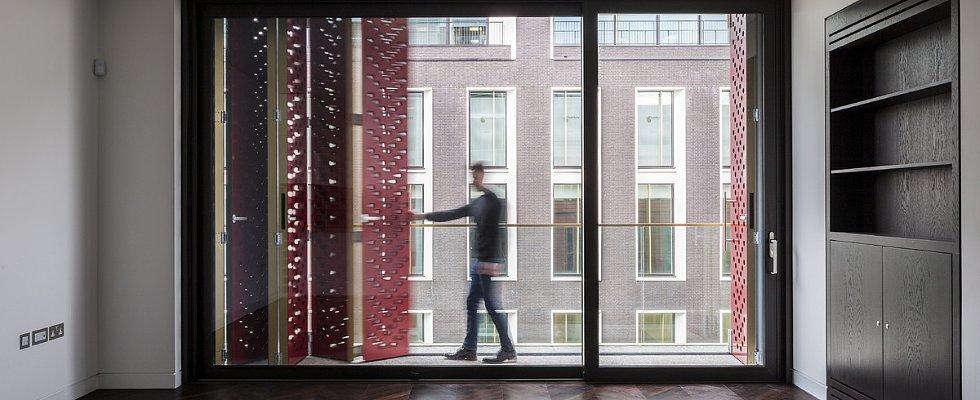 Tour an Apartment Building That Wows