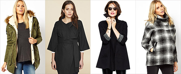 Bundle Up in 7 Must-Have Maternity Coats