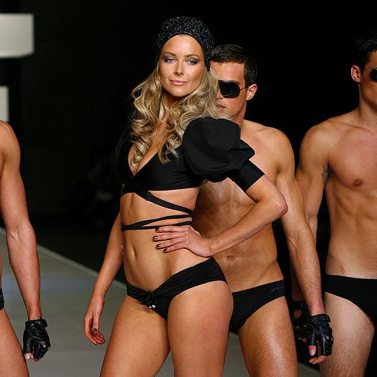 Talk. Jen hawkin bikini Goes!
