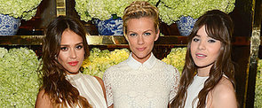The Stars Party With Tory Burch!