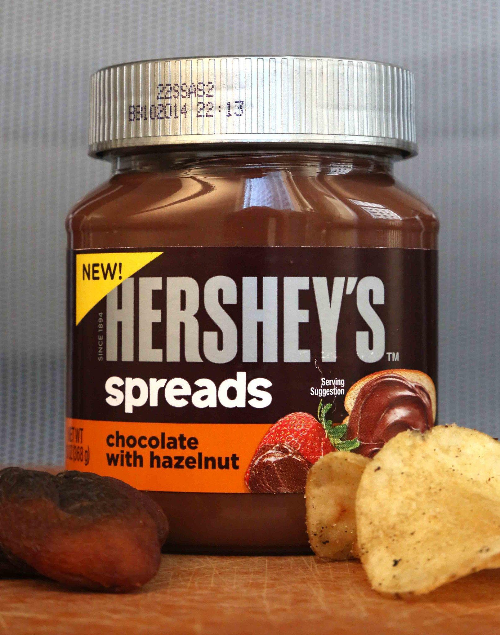 Chocolate With Hazelnut