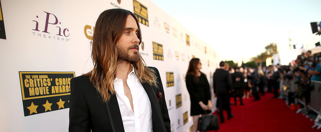 Do You Secretly Lust Over Jared Leto's Perfect Ombré?