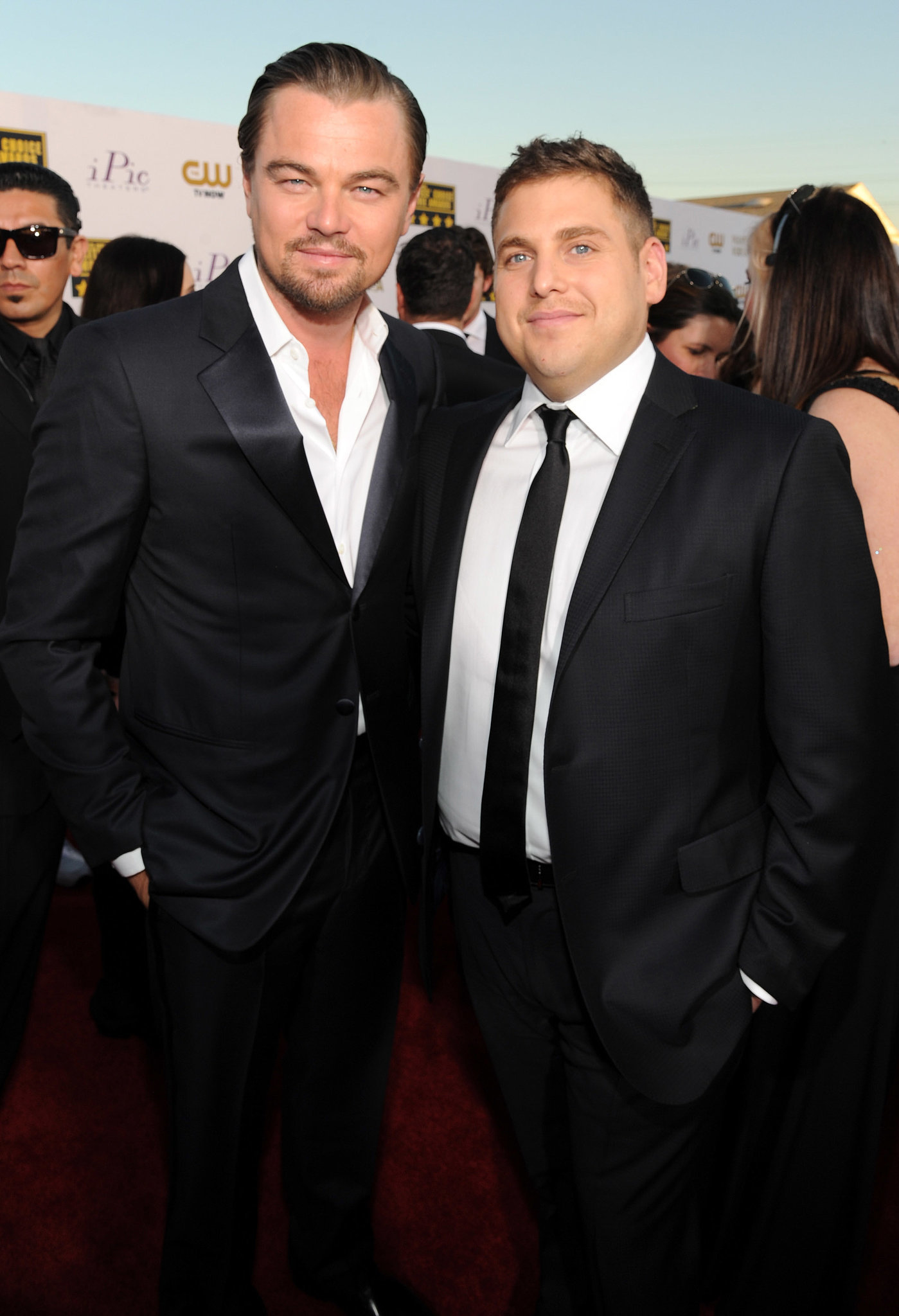 Leonardo Dicaprio Jonah Hill Leonardo DiCaprio and Jonah