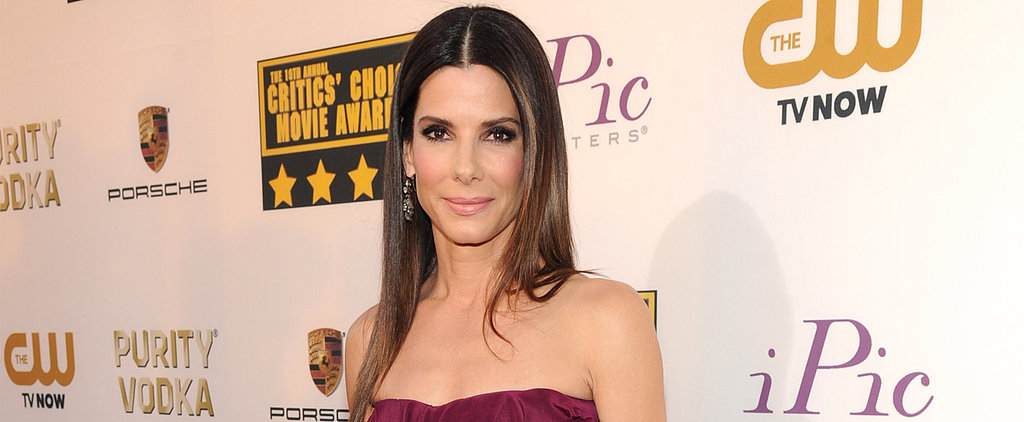 Vote: Sandra Bullock Sticks to Classic Glamour on the Carpet