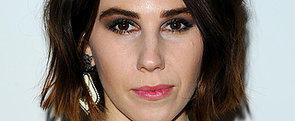 Zosia Mamet Steals the Beauty Show at the London Premiere of Girls
