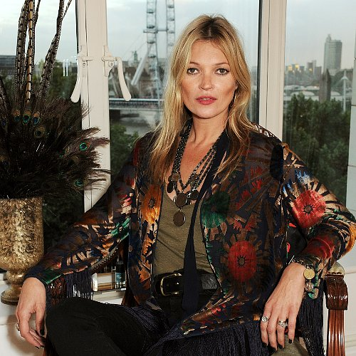 Kate Moss's Best Hair and Makeup Looks