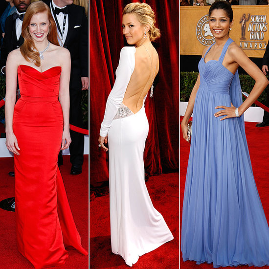 54 Award-Winning Style Moments From the SAG Awards