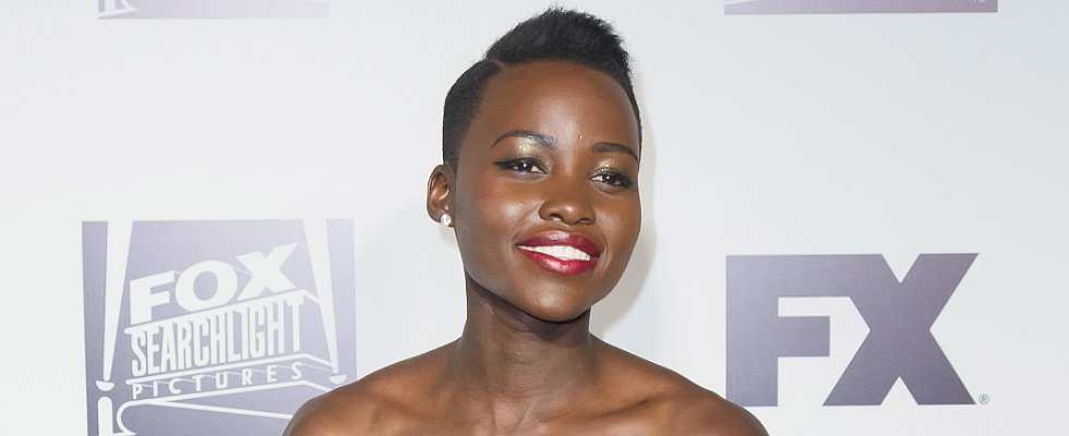 "Lupita Nyong'o's Hair Is Going to Be ""Bigger"" Than Ever at the SAGs"