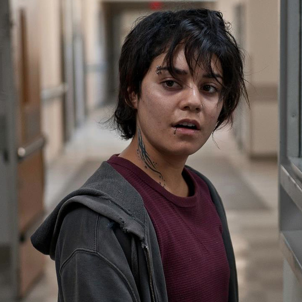 "Vanessa Hudgens Was Thrilled to Get as ""Ugly as Possible"" in Gimme Shelter"