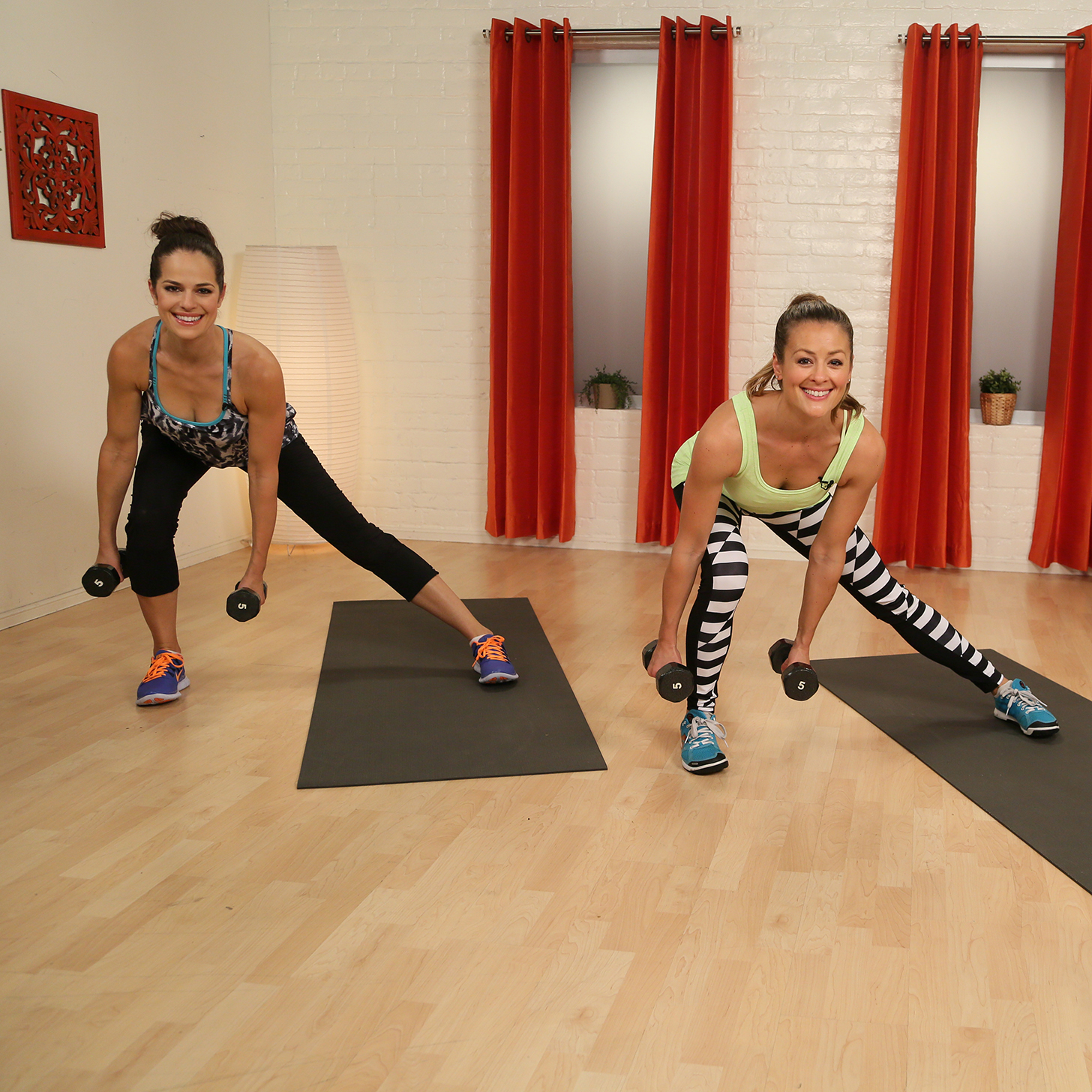 10-Minute Workout With Weights POPSUGAR Fitness
