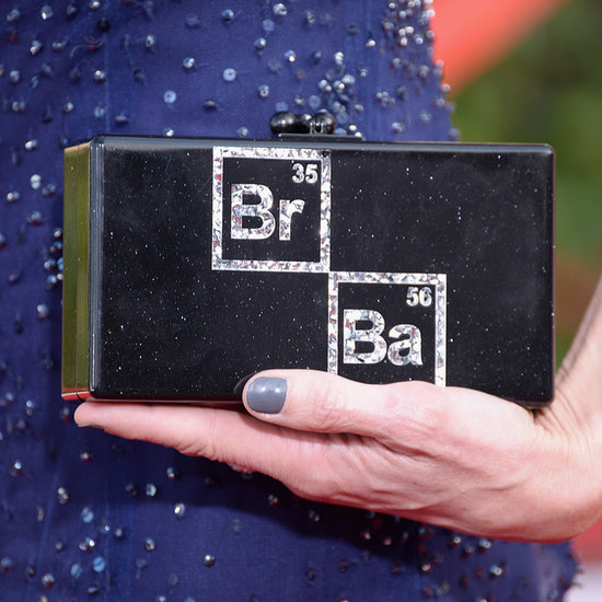 Anna Gunn's Breaking Bad Clutch at SAG Awards 2014