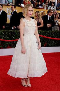 Sarah Paulson at the SAG Awards 2014