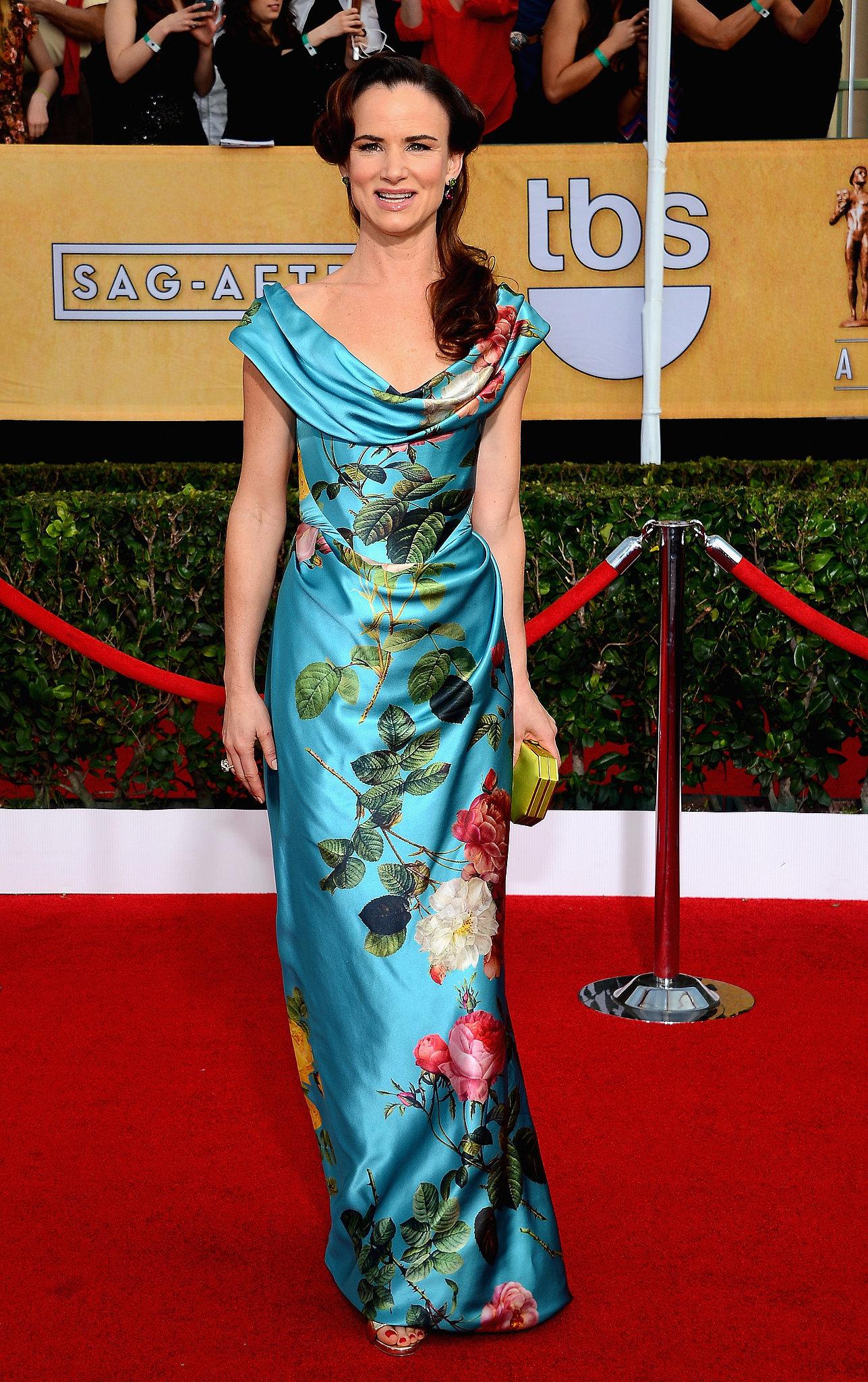 Juliette Lewis at the SAG Awards 2014