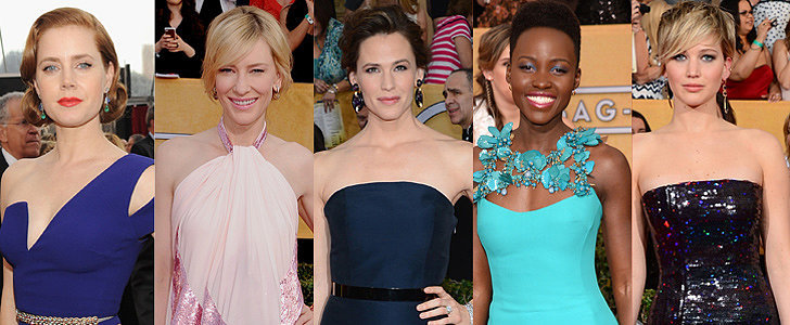 Who Gets Your Award For Best Dressed at the SAG Awards?