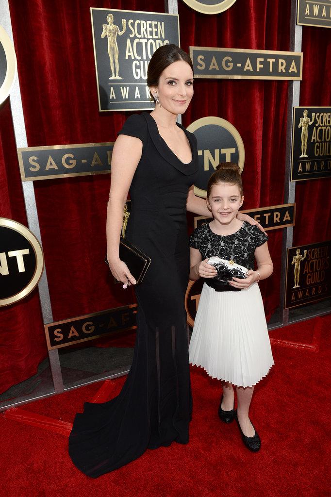Tina Fey at the SAG Awards 2014