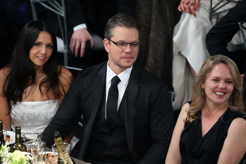 Matt Damon Is One Tough and Popular Dude