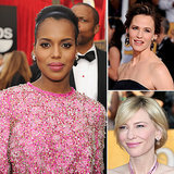 Hair and Makeup at SAG Awards 2014 | Red Carpet Pictures