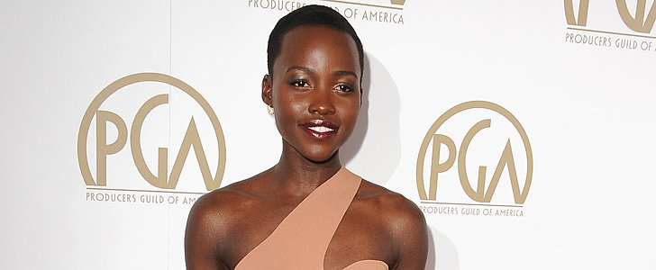 Lupita Nyong'o Went the Exact Opposite Direction You'd Expect Tonight