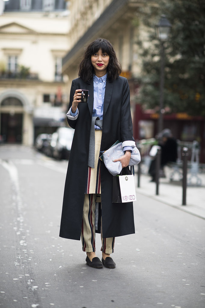 Layered up, menswear style. Source: Le 21ème | Adam Katz Sinding