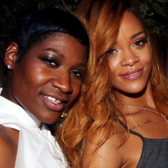 Video of Rihanna's Hairstylist Ursula Stephen