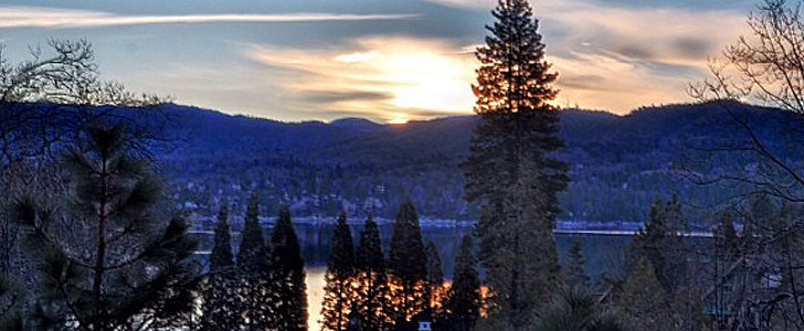 Cool Capture: Lake Arrowhead Landscapes
