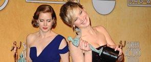 Jennifer Lawrence erobert auch diese Award-Saison